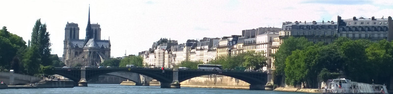 Pont de Sully from the Seine