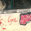 Grafitti on the Seine