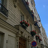 Flower Boxes on the Rue de la Jonquiere
