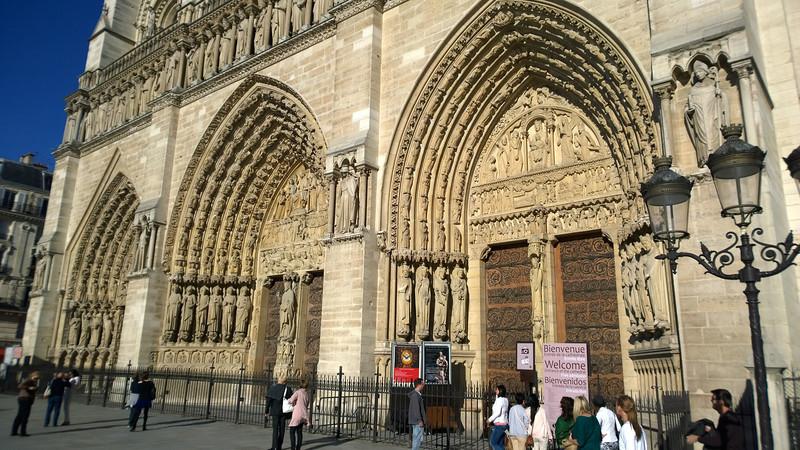 The Doors of Notre Dame