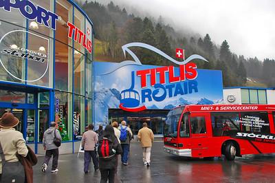 Mt Titlis Glacier, Switzerland