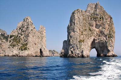 Sorrento & The Isle of Capri, Italy