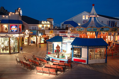 Fisherman's Wharf & Pier 39