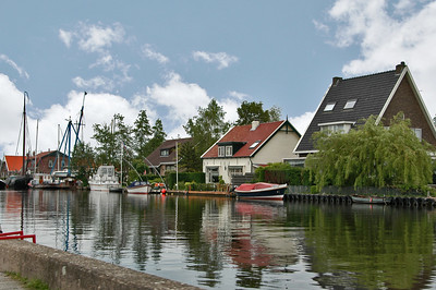 Near Leiden