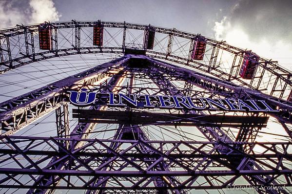 Vienna Giant Ferris Wheel -  Wiener Riesenrad