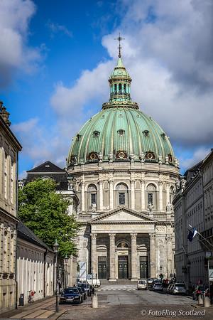 Copenhagen - The Frederiks Church
