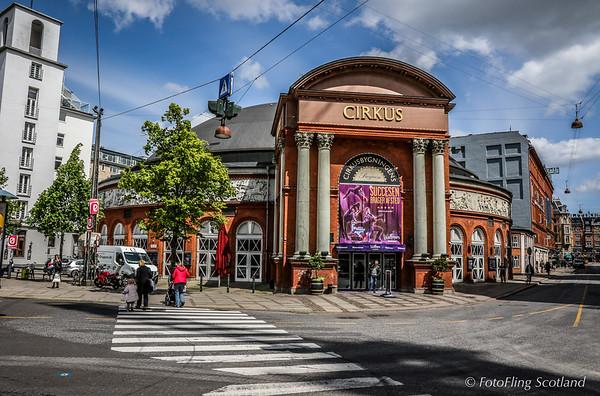 Circus Building, Copenhagen
