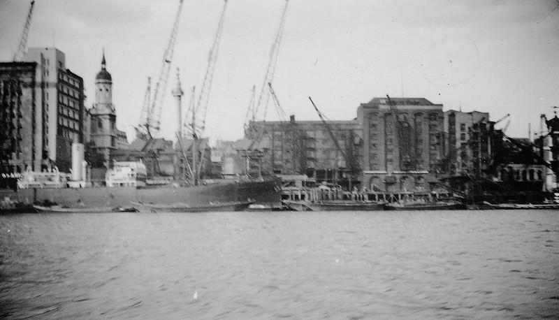 On the Thames (Circa 1935)