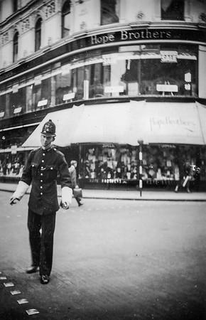 The London 'Bobby'