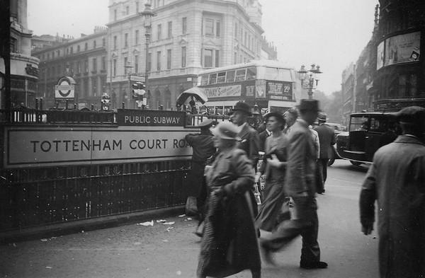 Tottenham Court Rd, London