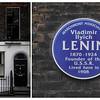 Lenin Lived Here