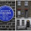 Plaque: 32 Tavistock Street, London