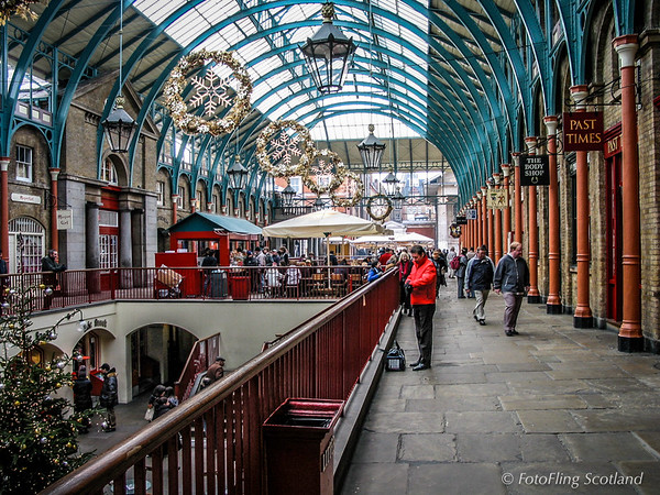 Covent Garden. London