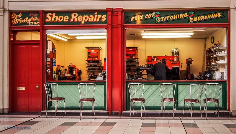 Shoe Repairs & Stitching