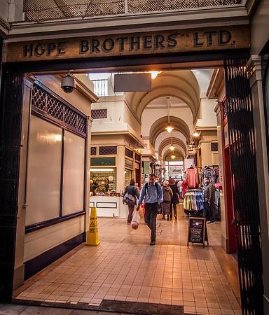 Market Entrance, Newcastle