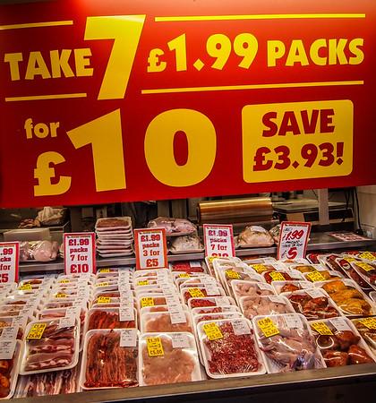 Market Meat Bargains, Newcastle