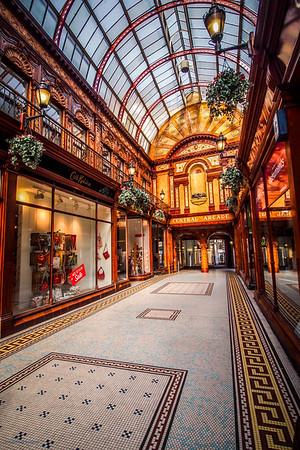 Central Arcade - Newcastle
