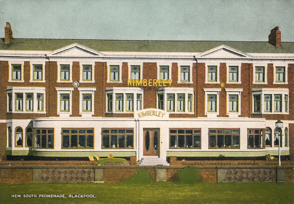 Kimberley Hotel, Blackpool