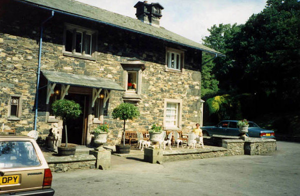 Sharrow Bay Hotel