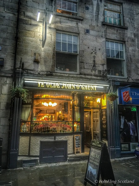 Ye Olde John O' Gaunt Pub
