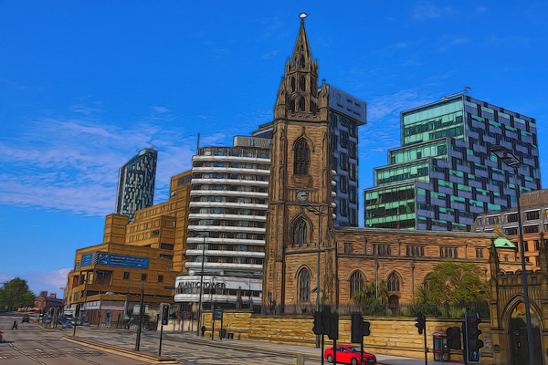 Church of Our Lady & St Nicholas - Liverpool
