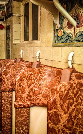 Gents Urinals - The Philharmonic Dining Rooms