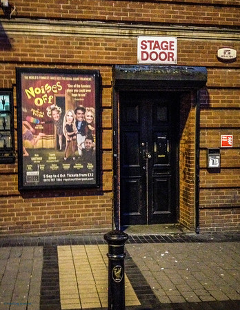 Royal Court Stage Door
