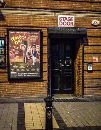 Royal Court Stage Door