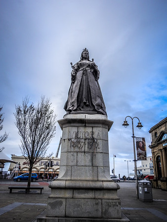Queen Victoria in Southport