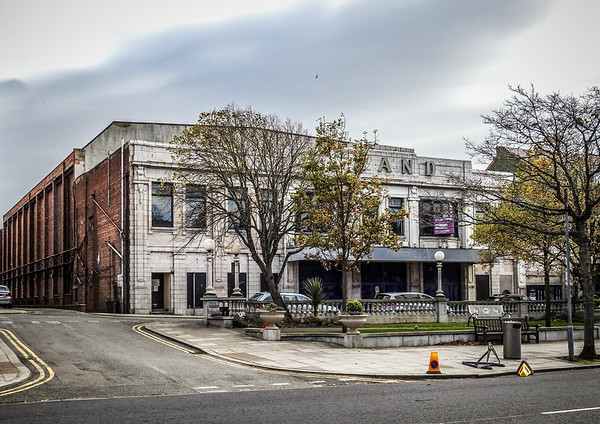 Former Grand Cinema, Southport