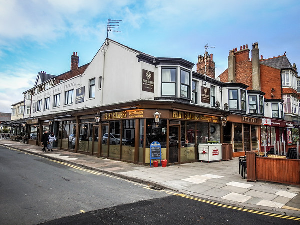 Peaky Blinders Bar and Hotel, Southport