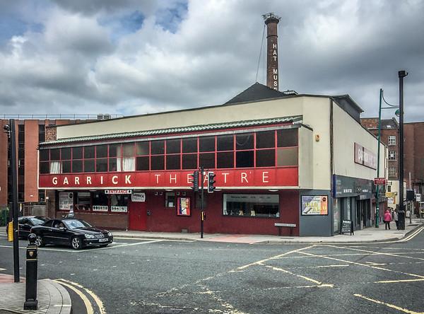 Garrick Theatre, Stockport