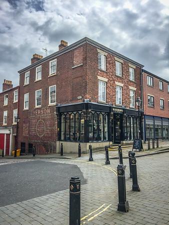 Blackshaw's Cafe, Stockport