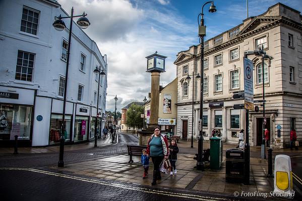Yoevil, Somerset
