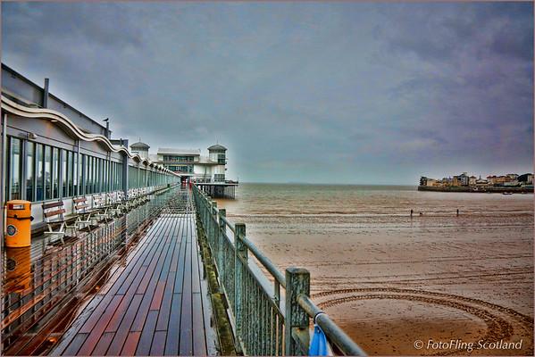 Grand Pier, Weston Super Mare