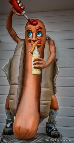 Fancy a Sausage ?