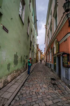 Street Scene Tallin