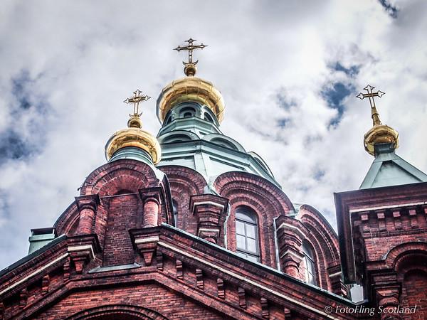 Uspenski Cathedral, Helsinki