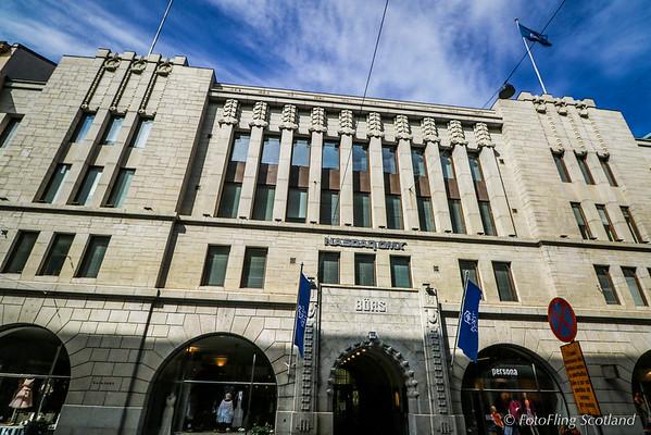 Helsinki Art Deco