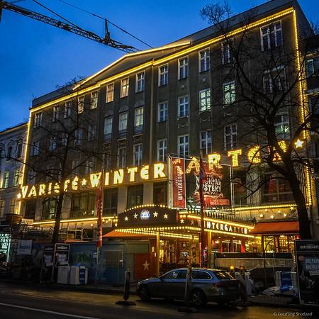 Wintergarten, Berlin