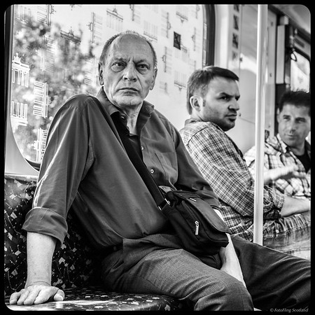 Men on the Subway