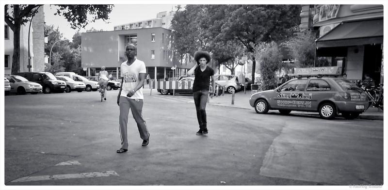 Berlin Street Walkers