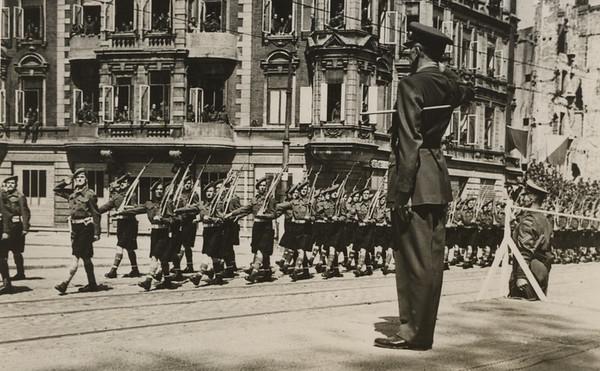 Victory Parade, Bremerhaven