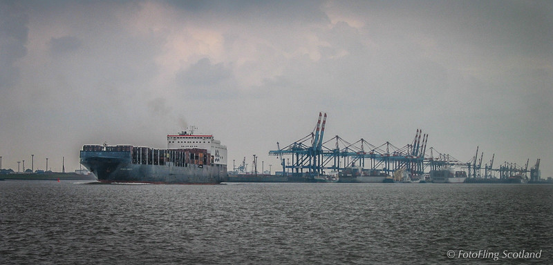Bremerhaven Container Base