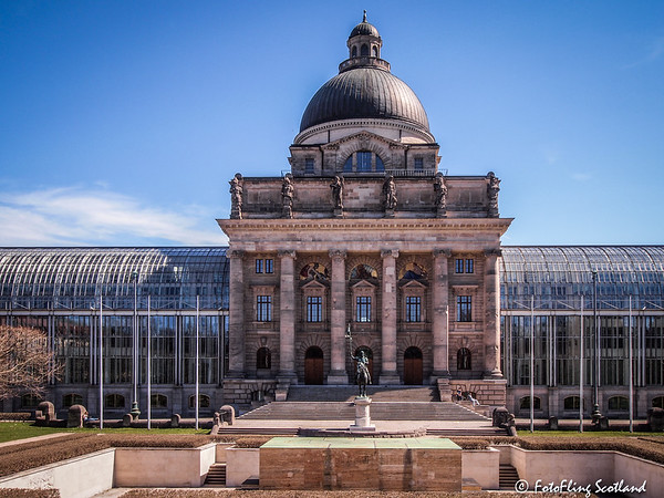 Bavarian State Chancellery (Staatskanzlei)