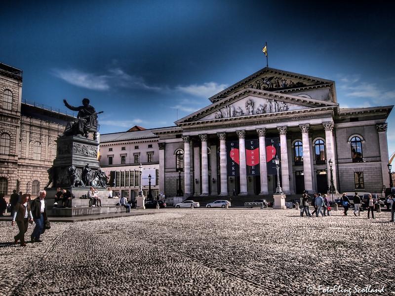 Bayerische  Staatsoper, Munich