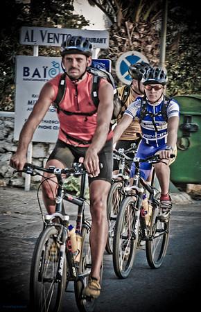 Cycling in Mykonos