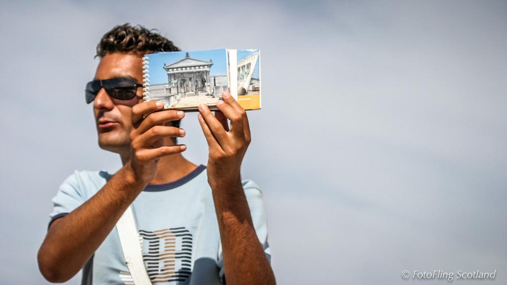 Tourist Guide - Island of Delos