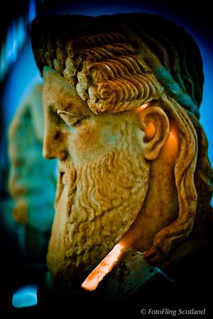 Bust - Delos Museum
