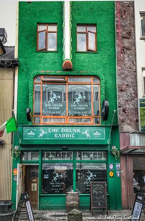 Irish Pub, Reykjavik